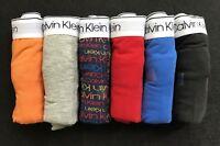 Calvin Klein Boys Kids Youth Underwear Boxer Brief Cotton Stretch 6Pack S M L XL