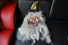 Monster Witch Mask with Hat