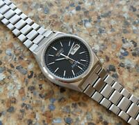 Vintage Seiko Silverwave Quartz JDM 7546 8340 Kanji September 1978 36mm