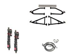 LSR Lone Star DC-4 Long Travel A-Arms Elka Stage 5 Front Shocks Kit LTR450 450