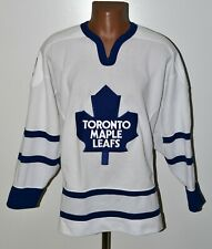 NHL TORONTO MAPLE ICE HOCKEY SHIRT JERSEY PRO PLAYER SIZE M ADULT
