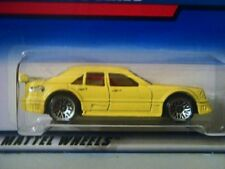 1999 HOT WHEELS - MERCEDES C-CLASS - 1/64 - ERROR CARD