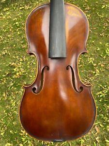 Old Italian Violin - Josepf Peluzzi 1914 - excellent condition