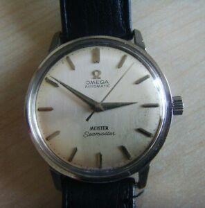 Omega Armbanduhr seamaster meister     305