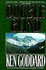 Double Blind by Ken Goddard (1997, Hardcover)