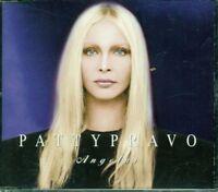 Patty Pravo - Angelus 2 Tracks Cd Perfetto