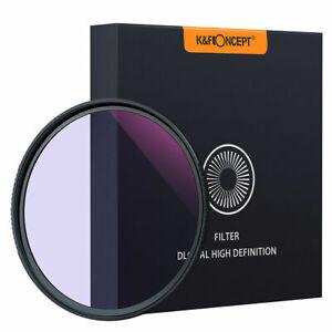 K&F Concept 82mm Natural Night Filter Light Pollution Filter for Night Sky/Star