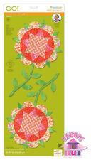 Accuquilt GO! Fabric Cutting Die Harrison Rose by Eleanor Burns Quilt Sew 55403