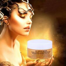 24K Pure Golden Peel Off Mask Moisturizing Tearing Pores Contraction Deep Clean