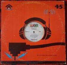 """MIGUEL BOSE ** Como Un Lobo ** ULTRARRARE 1987 Venezuelan 12"""" PROMO SINGLE"""