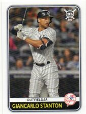 2020 Topps Big League Base Card Giancarlo Stanton Yankees