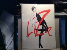 Liza Minnelli Souvenir Program