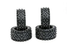 Front and Rear Nail tire All-terrian Fit 1/5 HPI Baja 5B