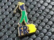 pins pin BADGE MEDIA FRANCE 3 FR3 GOLF SIGNE DECAT