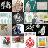 2020 Metal Cutting Dies Stencils Scrapbooking Paper Card Photo DIY Making Crafts