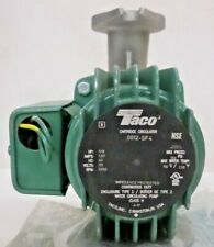 NEW!! TACO 1/8 HP Stainless Steel In Line, Wet Rotor Potable Water Circulating P