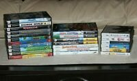Lot of 24 Excellent Games - GameCube, DS, Wii & PS2 (Digimon, Naruto...etc)