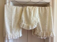 Vintage / Retro Net Curtains & Tablecloth Set