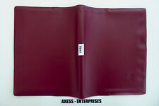 Genuine 1975 - 1986 Porsche 911 Owner Manuals Case Cover Folio Jacket Pouch S102