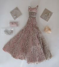 FASHION ROYALTY LOVE LIFE AND LACE AGNES VON WEISS OUTFIT AND ACCESSORIES ONLY