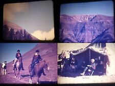 16mm Home Movie 1938 Yellowstone Pikes Peak Royal Gorge Cliff Dwelling 800 Feet