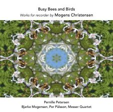 Palssson - Busy Bees and Birds: Works for recorder by Mogens Christensen