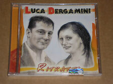 LUCA BERGAMINI - RITRATTI - CD SIGILLATO (SEALED)
