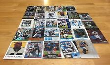 STEPHEN DAVIS LOT OF 28 FOOTBALL CARDS CAROLINA PANTHERS RUNNING BACK AUBURN