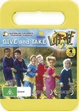 Lift Off 2 - Give and Take  Volume 4 DVD New/Sealed