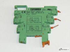 Phönix Contact PLC-BSC-24DC/21 Borne de Masse Pince 2966016