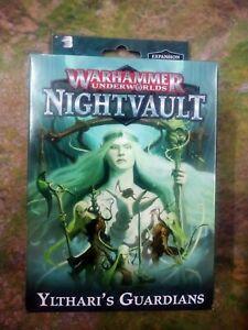 Warhammer Underworlds Nightvault Yithari's Guardians OOP BNIB SEALED