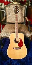 90s Takamine Jasmine S-40 Dreadnought GREAT EZ playing SOUNDING Korea JVGuitars