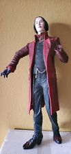 """2005 NECA Charlie & the Chocolate Factory Willy Wonka Action Figure 18"""" W/O SND"""