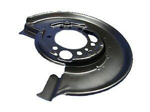 MERCEDES SPRINTER VW LT REAR AXLE DISC BACK PLATE RIGHT 1995-2006 4614230220