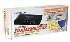 Framemeister N DP3913547 XRGB Mini Upscaler Unit Japan Import NEW