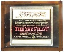 "Vintage Movie Slide: ""The Sky Pilot"""