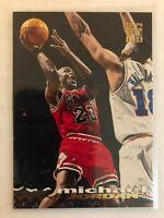 Michael Jordan 1993-94 Stadium Club #169 Chicago Bulls