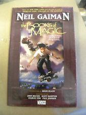 New ListingDc Vertigo 1993 Neil Gaiman The Books Of Magic tpb reg $20 cs