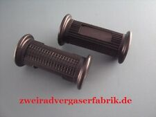 Reposapiés Goma Kit DIFERENTES ZÜNDAPP 517 Puch Modelos 16mm Grabación