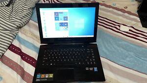 Lenovo Y40- 70 14in. (1TB + 8GB, Intel Core i7 4th Gen., 2.6GHz, 8GB、1TB