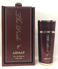 The Pride of Armaf by Armaf 3.3 Oz / 100 ml Eau De Parfum Women's Perfume New!