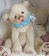 "DARLING! OOAK ""Coconut "" Polar Bear Cub By Maria Trotsenko 18"""