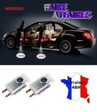 Eclairages seuil de porte logo MERCEDES AMG Classe E W210 W124 200 220 D CDI #1