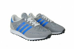 NEW IN BOX ADIDAS ORIGINALS  LA WEAVE G TRAINERS SHOES SNEAKERS KNIT MEN