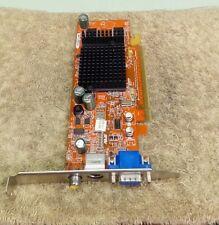 HP ASUS 5187-6145 ATI Radeon X300SE RV370SE/T/128M 128MB PCIe x16 VGA Video Card