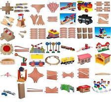 Auswahl an Teilen und Zubehör für die Holzeisenbahn kompatibel zu Brio VK