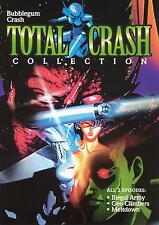 Bubblegum Crash . Total Crash Collection . Crisis Sequel . Anime . DVD . NEU OVP