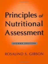 Principles of Nutritional Assessment by Gibson, Rosalind S.