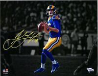 "Jared Goff Los Angeles Rams Signed 11"" x 14"" Spotlight Photo - Fanatics"