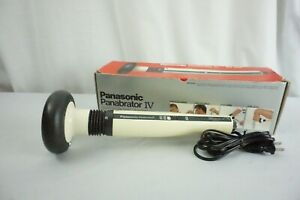Panasonic Panabrator IV Electric Variable Speed Heat Massager EV222
